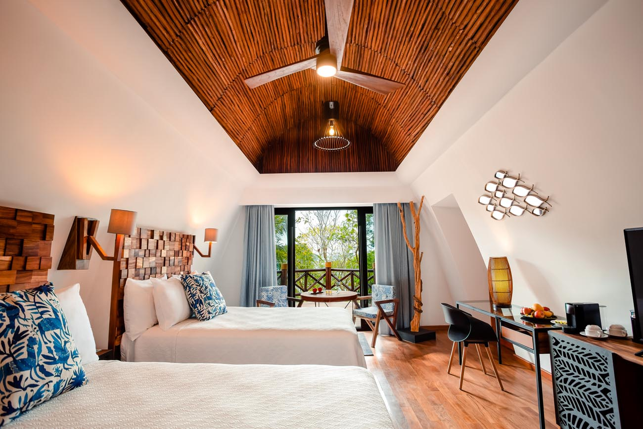 rooms bacalar