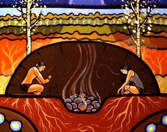 temazcal graphic